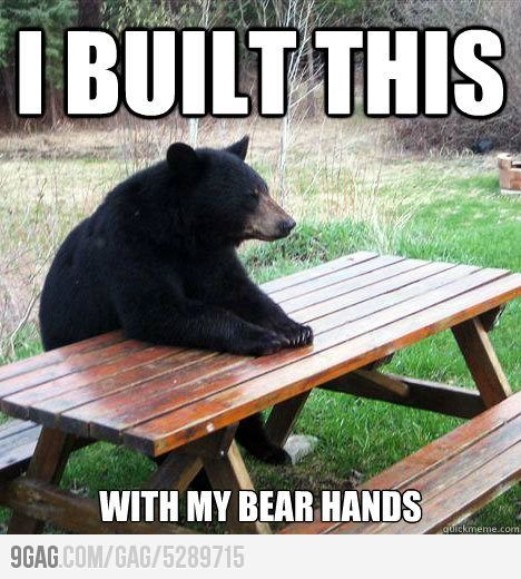 Bearssssss