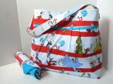 Bag Envy Dr Seuss Diaper Set