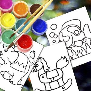 Раскраски для малышей | Мишуткина школа | Раскраски, Для ...