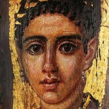Mummy Portrait Egypt Stock Photos & Mummy Portrait Egypt