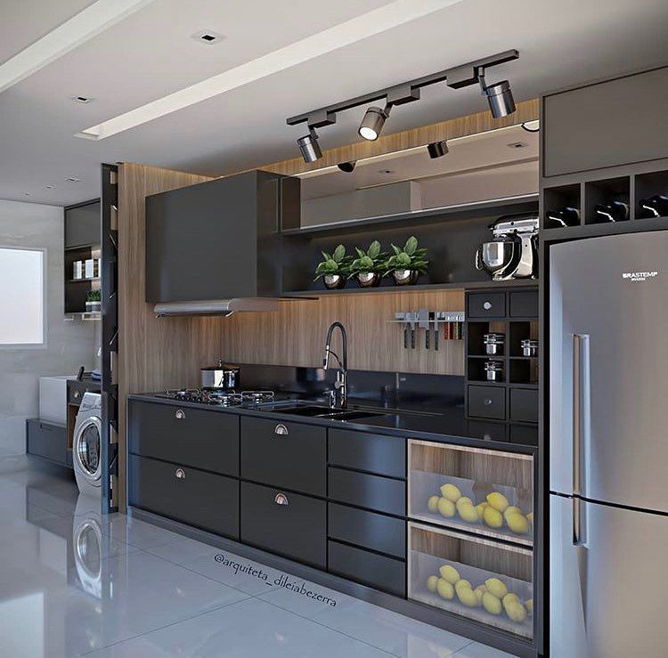 Kitchen Soffit Decorating Ideas You Will Create The Best Decorating Ideas For Kitchen Walls For Kitchenwall Kitchen Room Design Modern Kitchen Kitchen Soffit
