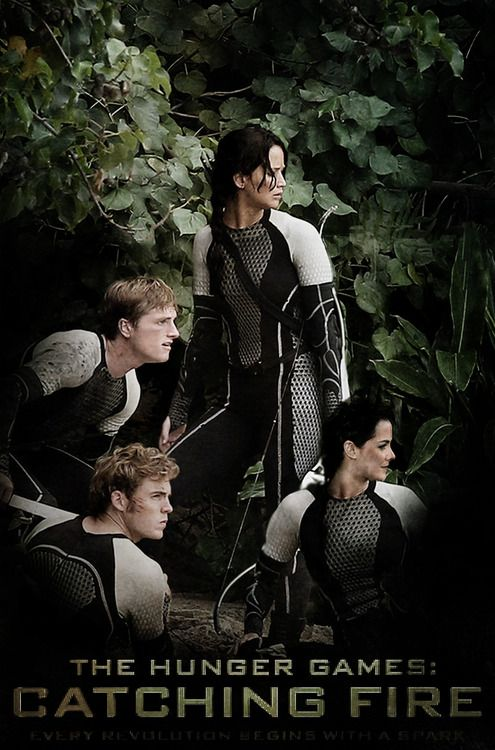 The Hunger Games Catching Fire Previews Are Already Out Omg