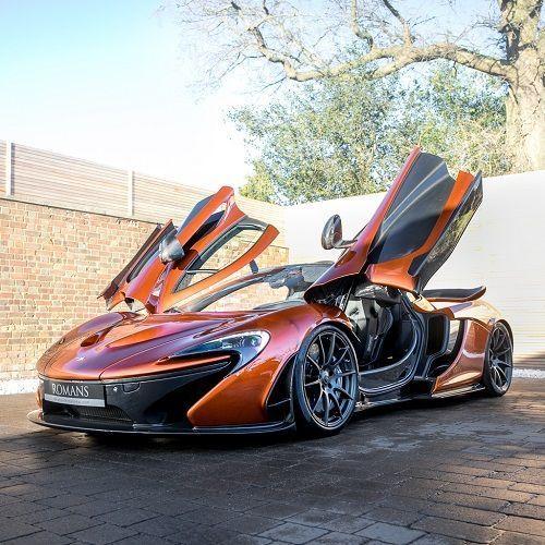 McLaren P1!  HSC-