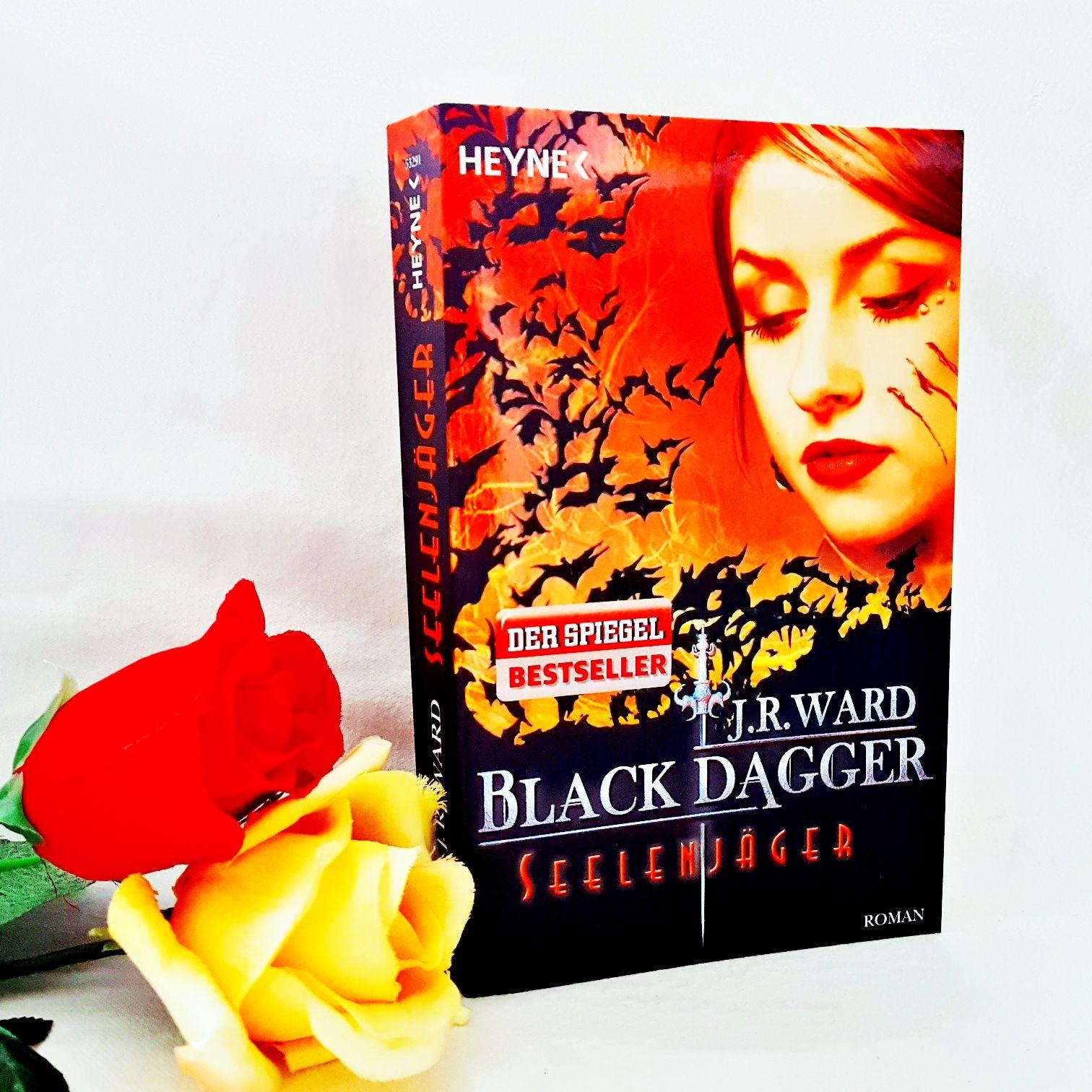 Black Dagger Seelenjäger von J.R.Ward