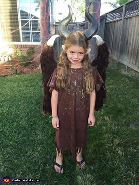 Maleficent the fairy halloween costume contest at costume works young maleficent the fairy 2014 halloween costume contest via costumeworks solutioingenieria Images
