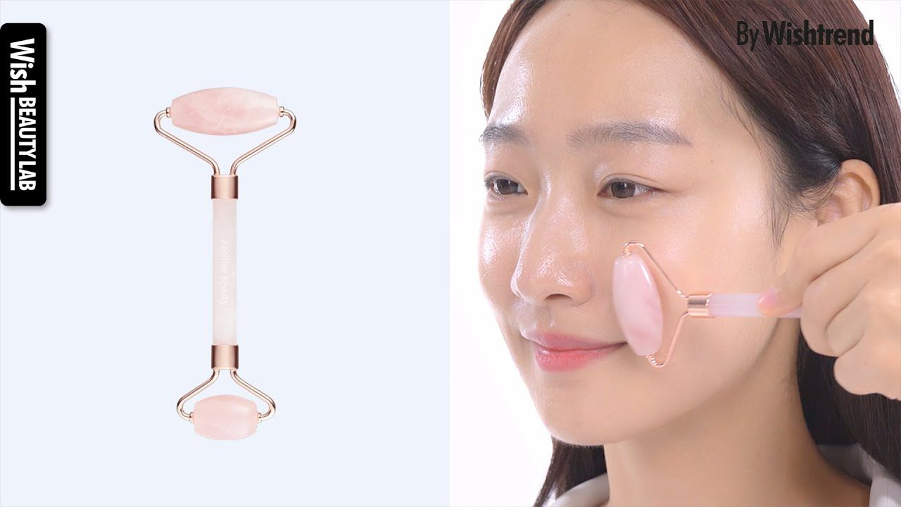 How to use beauty roller wishtrend x wisthrendtv rose