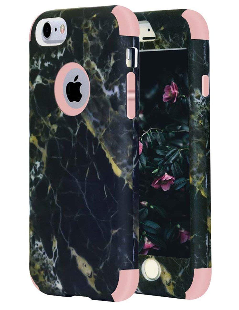 Amazon Com Iphone 8 Plus Case Iphone 7 Plus Case Maxdara Screen Protector Glitter Liquid Protective Bumper Iphone 8 Plus Iphone 7 Plus Iphone 7 Plus Cases