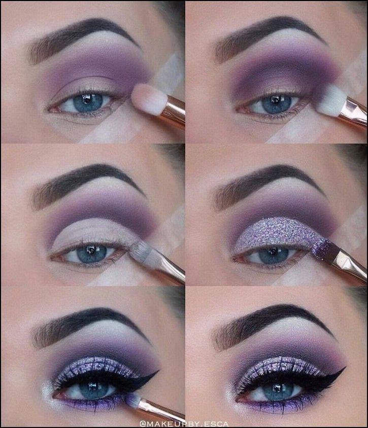 Más de 134 consejos fáciles de maquillaje para mujeres 2019 – página 35 ~ producttall.com, … – Nora K.
