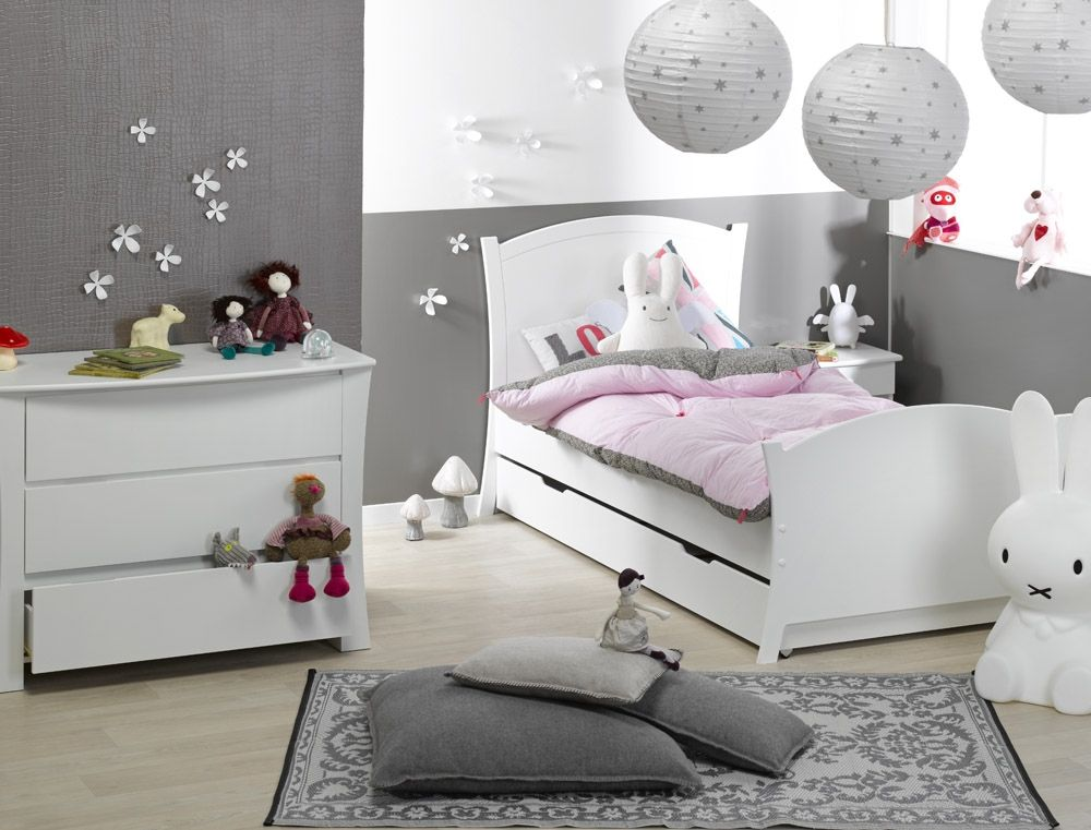 Awesome Chambre Petite Fille Moderne Ideas - Yourmentor.info ...