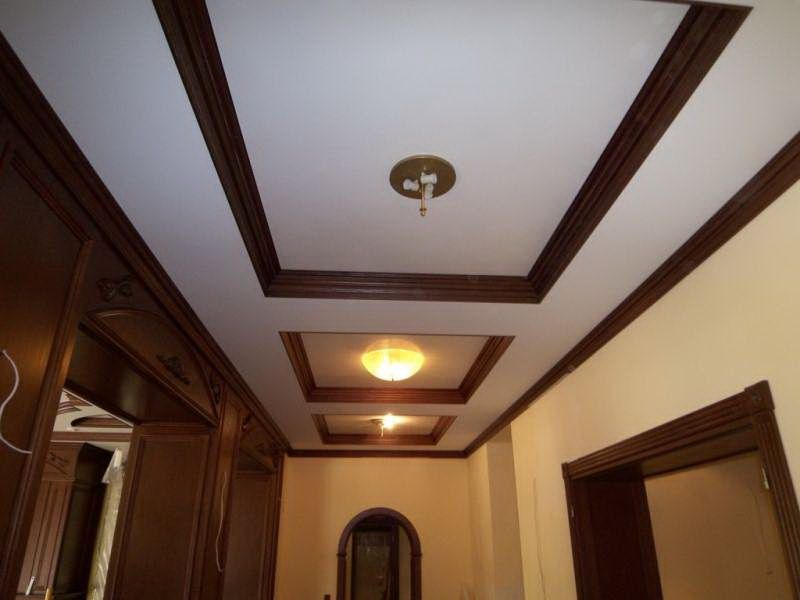 Casual Wooden Ceiling Design For Modern Hallway Decoration Fascinating Wooden  Ceiling Designs For Living Room,