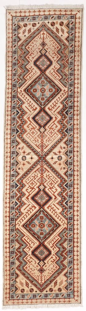 Handmade Pakistan runner rug 2\u00278\