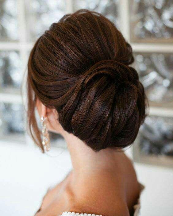 Hairstyles For Weddings Pinsohie Vichev On Wedding  Pinterest  Hair Style Weddings