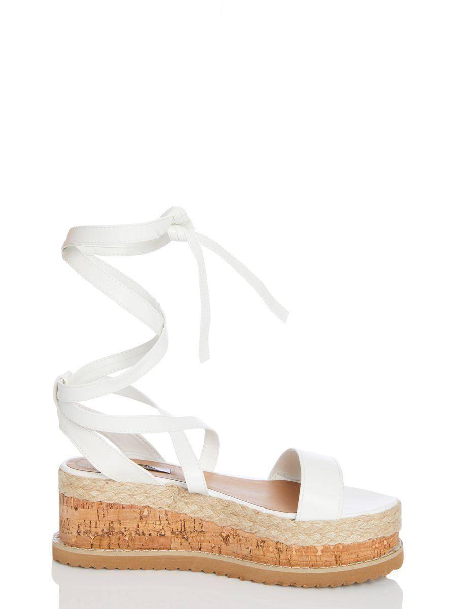 26+ White wedding sandals uk ideas