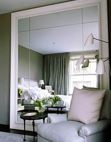 Large Wall Mirrors, Mirror On The Ceiling, Huge Mirror,