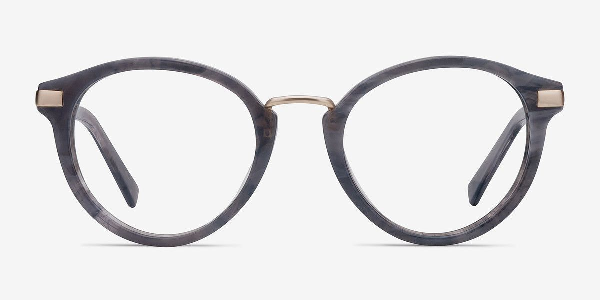 a9463b5caca Yuke Dark Gray Acetate Eyeglasses from EyeBuyDirect. A fashionable frame  with great quality and an affordable price. Come see to discover your style.
