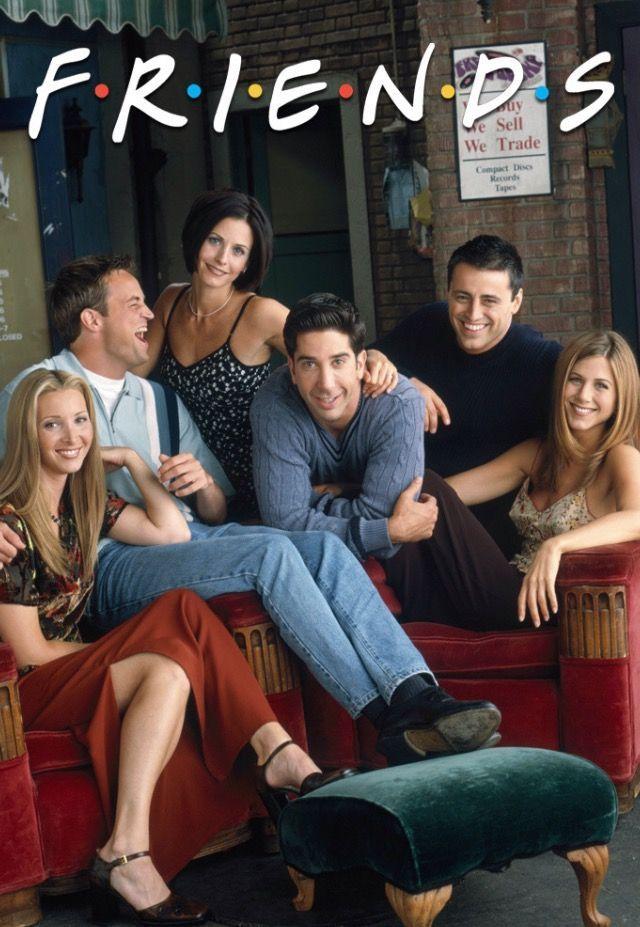 Seriál Přátelé - velký kvíz