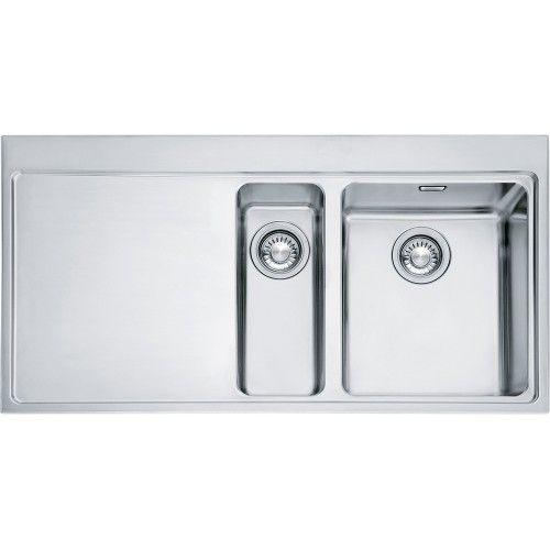 Franke Mythos Mmx251 Stainless Steel Kitchen Sink Spule