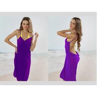 Pareo Plaj Elbisesi (5 Renk Seçeneği)