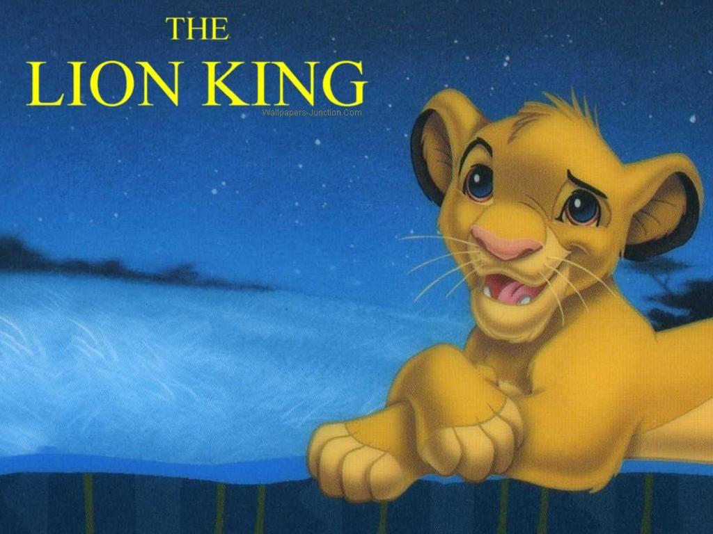 Lion King Simba Wallpaper Lion King Movie Wallpapers Coisas Para