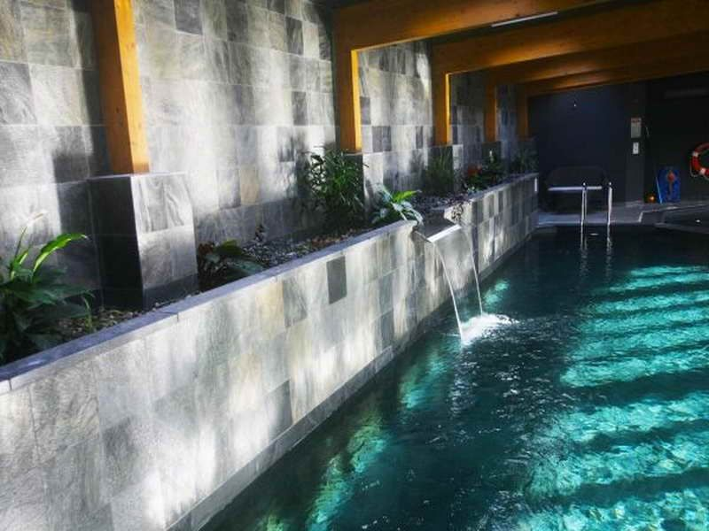 Showing post & media for Indoor waterfall pool designs | www ...