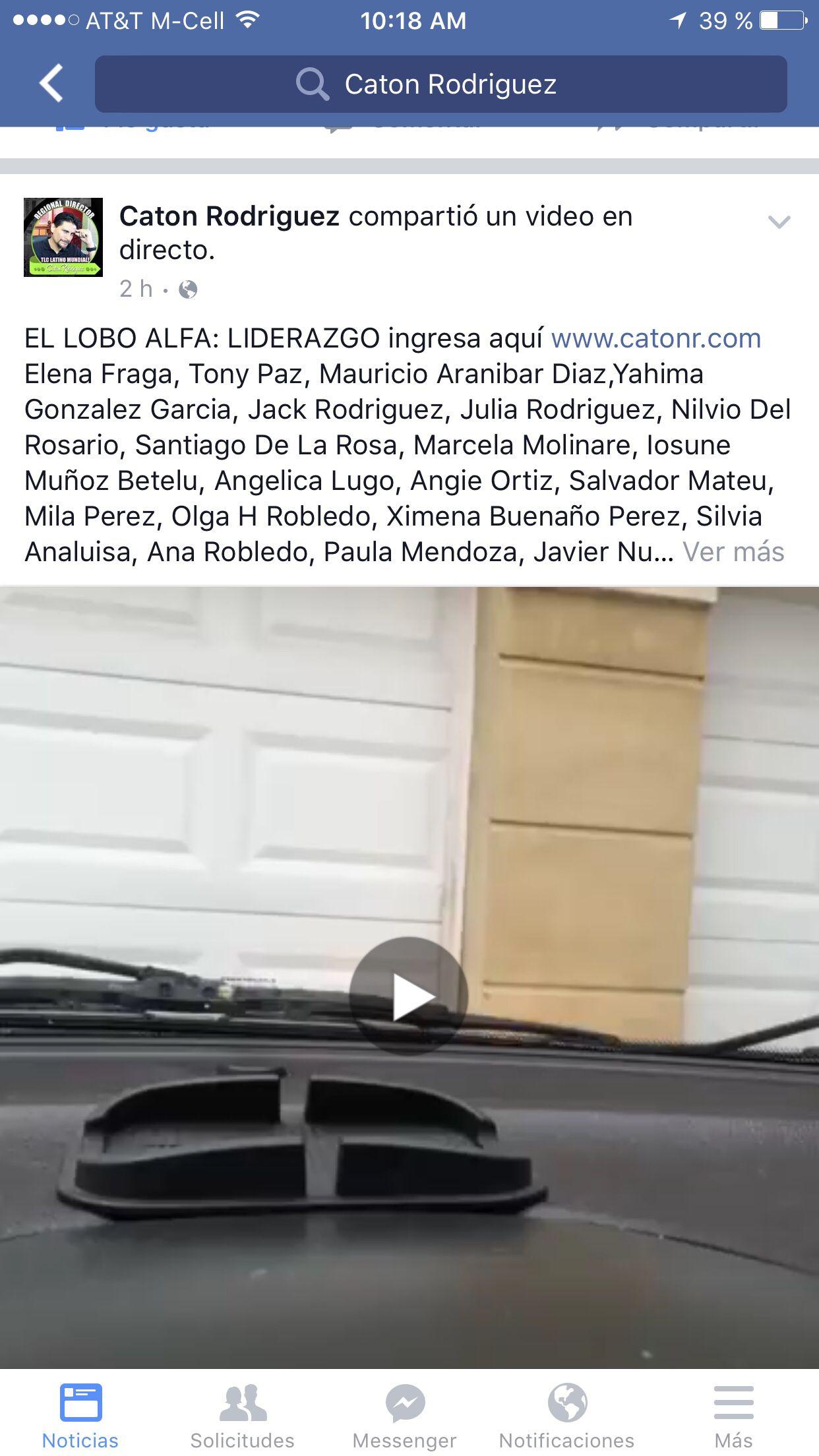 EL LOBO ALFA!! LA NATURALEZA ES SABIA!! CÓPIALA! https://www.facebook.com/catonrre/videos/10205499553509934/