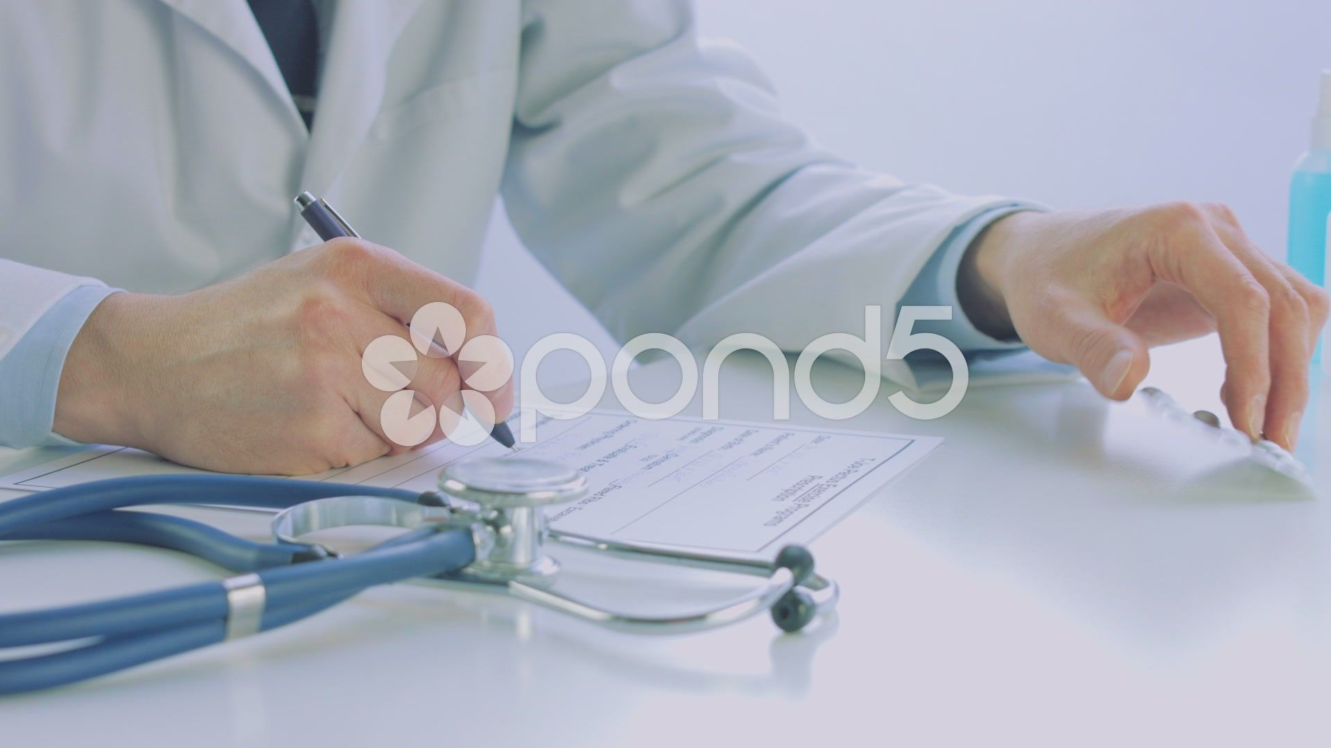 Doctor Hand Writing A Medical Recipe Stock Footage Writing Hand Doctor Medical Medical Handwriting Writing