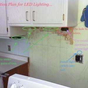 wiring lights under kitchen cabinets http shanenatan info rh pinterest com wiring diagram for kitchen cabinet lights wiring under cabinet lights kitchen