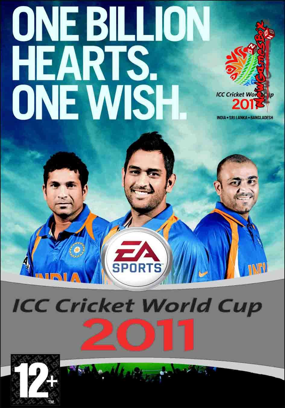 EA Sports Cricket 2011 With IPL 4 PC Game Free Download