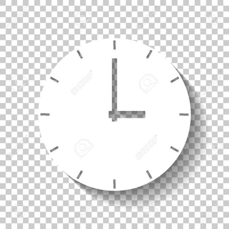 17 Clock Icon White Clock Icon Clock White Clocks