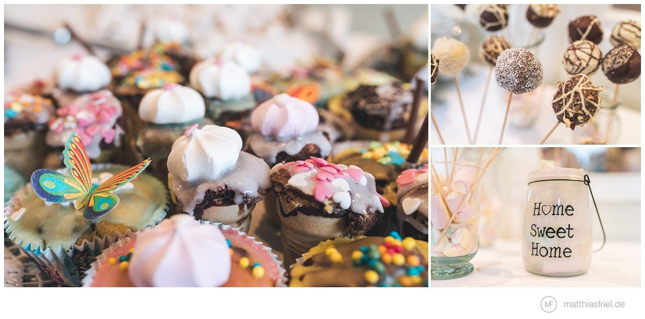 Diy Candy Bar Cupcakes Cake Pops And More Hochzeit Diy Vintage