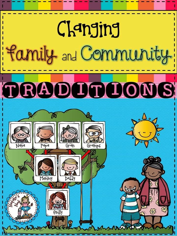 Photo of Changing Family and Community Traditions