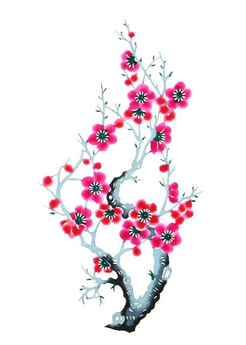 plum blossom tattoos pinterest blossoms. Black Bedroom Furniture Sets. Home Design Ideas