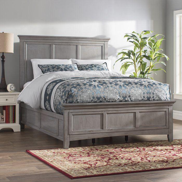 Alrai Upholstered Standard Bed In 2019 Bedroom Colors