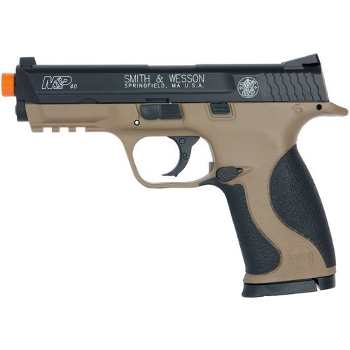 Image for Smith & Wesson M&P 40 Semiautomatic Airsoft Pistol from Academy