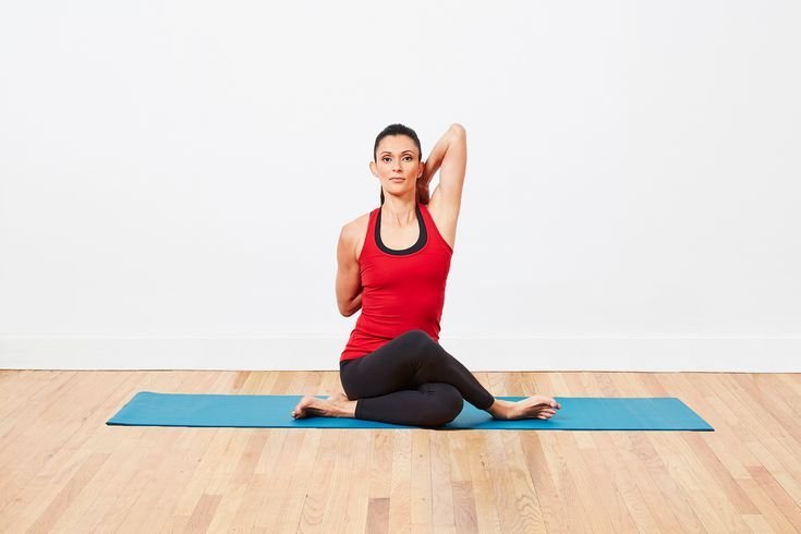 Yoga Poses To Open Your Heart Cow Face Pose Chair Pose Yoga Yoga Poses