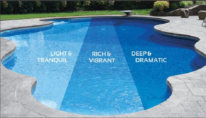 Pin by Lucinda Impellizzeri on garden/landscape in 2019 ... Withliner Pools Backyards Decorating Ideas on