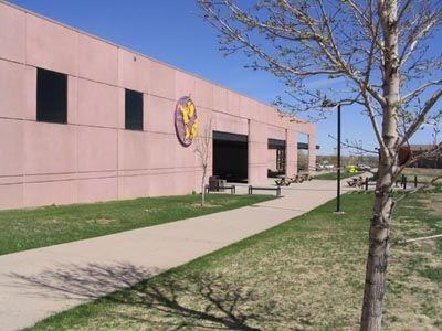 World Arena Ice Hall Colorado Springs Co Kid Friendly Activity Reviews Colorado Springs Kid Friendly Activities Colorado