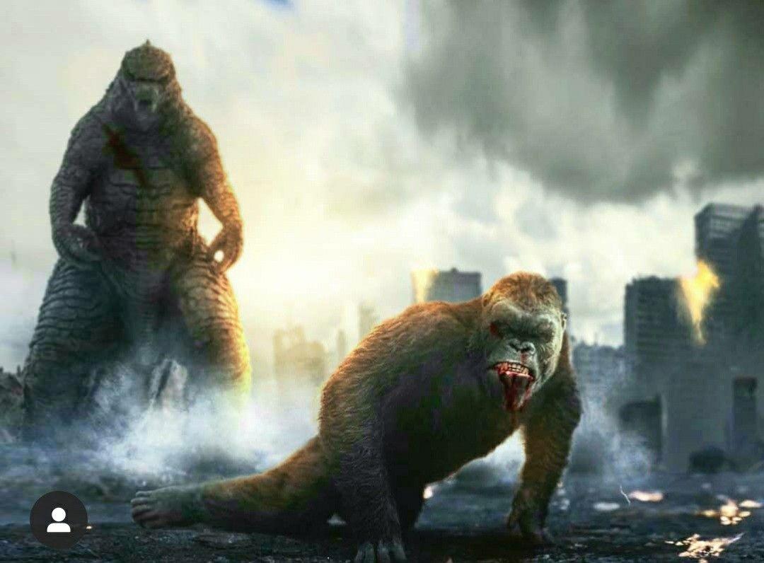 Pin De Mathew Castaneda En Monsterverse Godzilla Titanes Del Pacifico King Kong