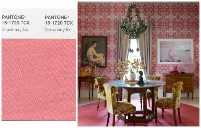 Lovely How To Use Pantoneu0027s Spring 2015 Color Report At Home
