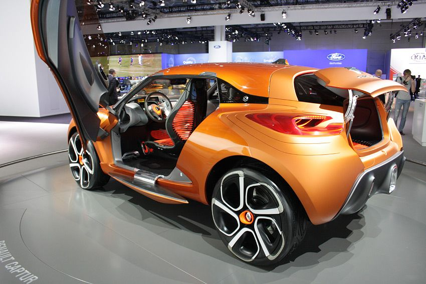 Renault CAPTUR | Concept vehicles | Cars, Cars motorcycles