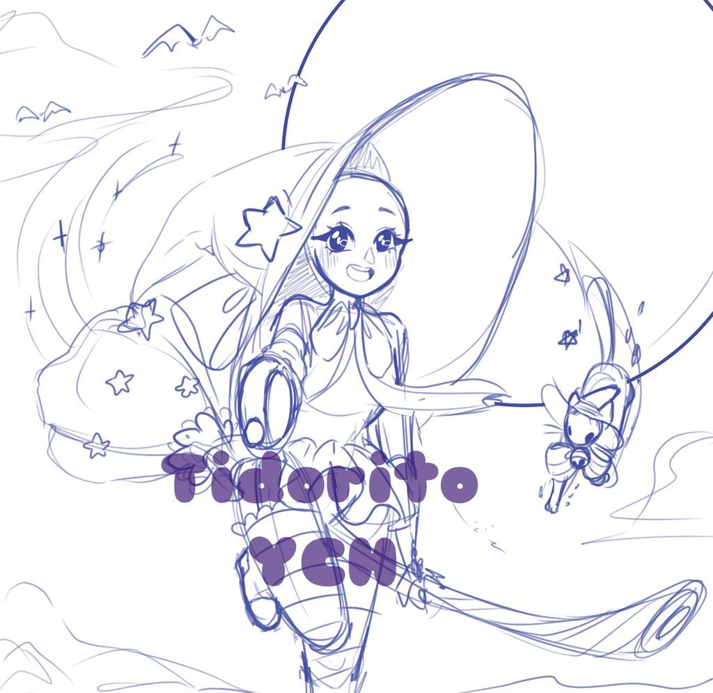 Halloween YCH Auction [Closed] by Tidorito on DeviantArt