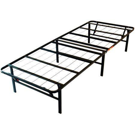 Home Metal Platform Bed Steel Bed Frame Twin Size Bed Frame