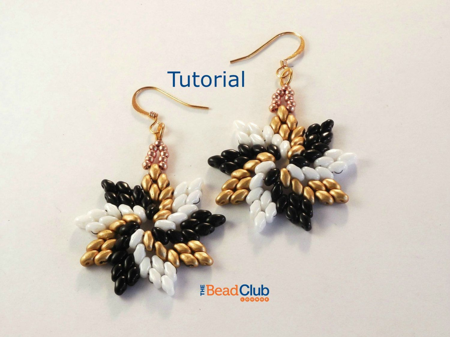 Superduo Bead Patterns Beaded Earring Patterns Beading