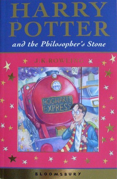 Harry Potter And The Philosopher S Stone Movie Tie In Editions