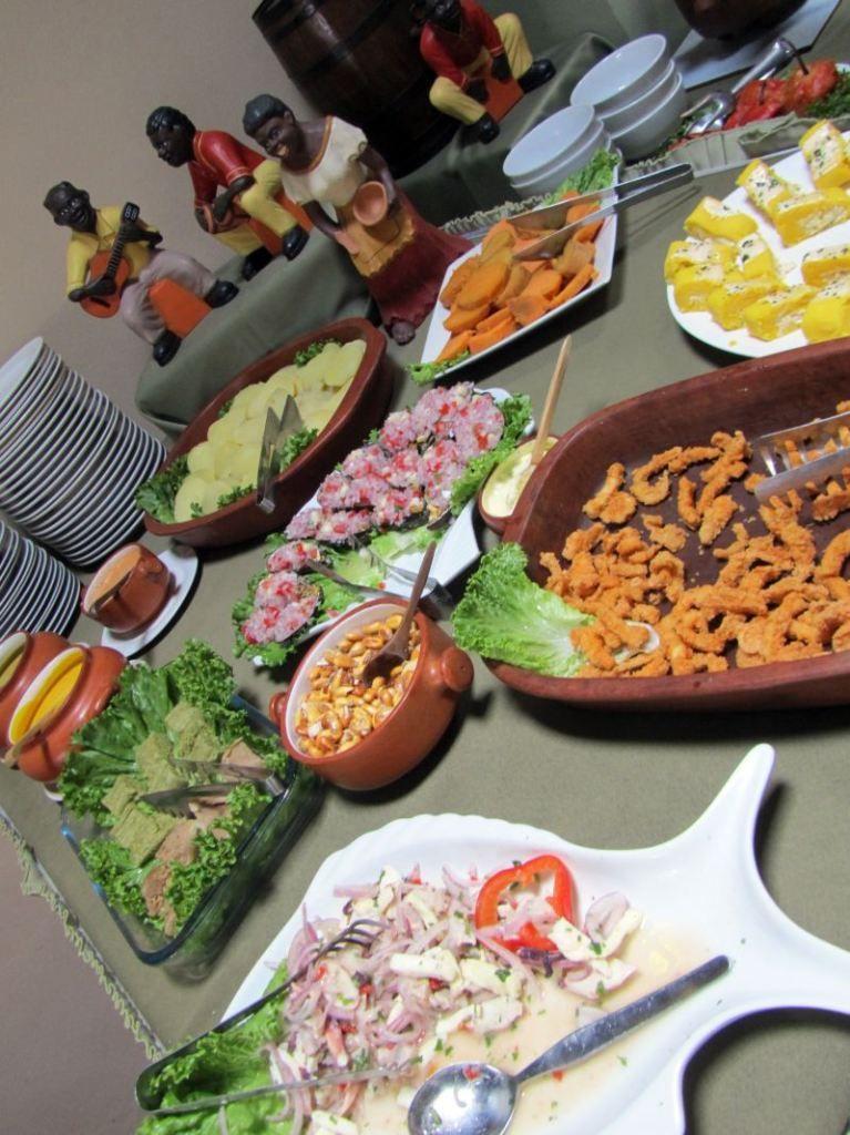 d jate embrujar por lo mejor de la comida peruana hispanic food rh pinterest es