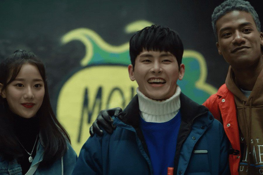 Watch: Hoya Takes On The Hip Hop Scene With Naeun And Han Hyun Min In Drama Teasers