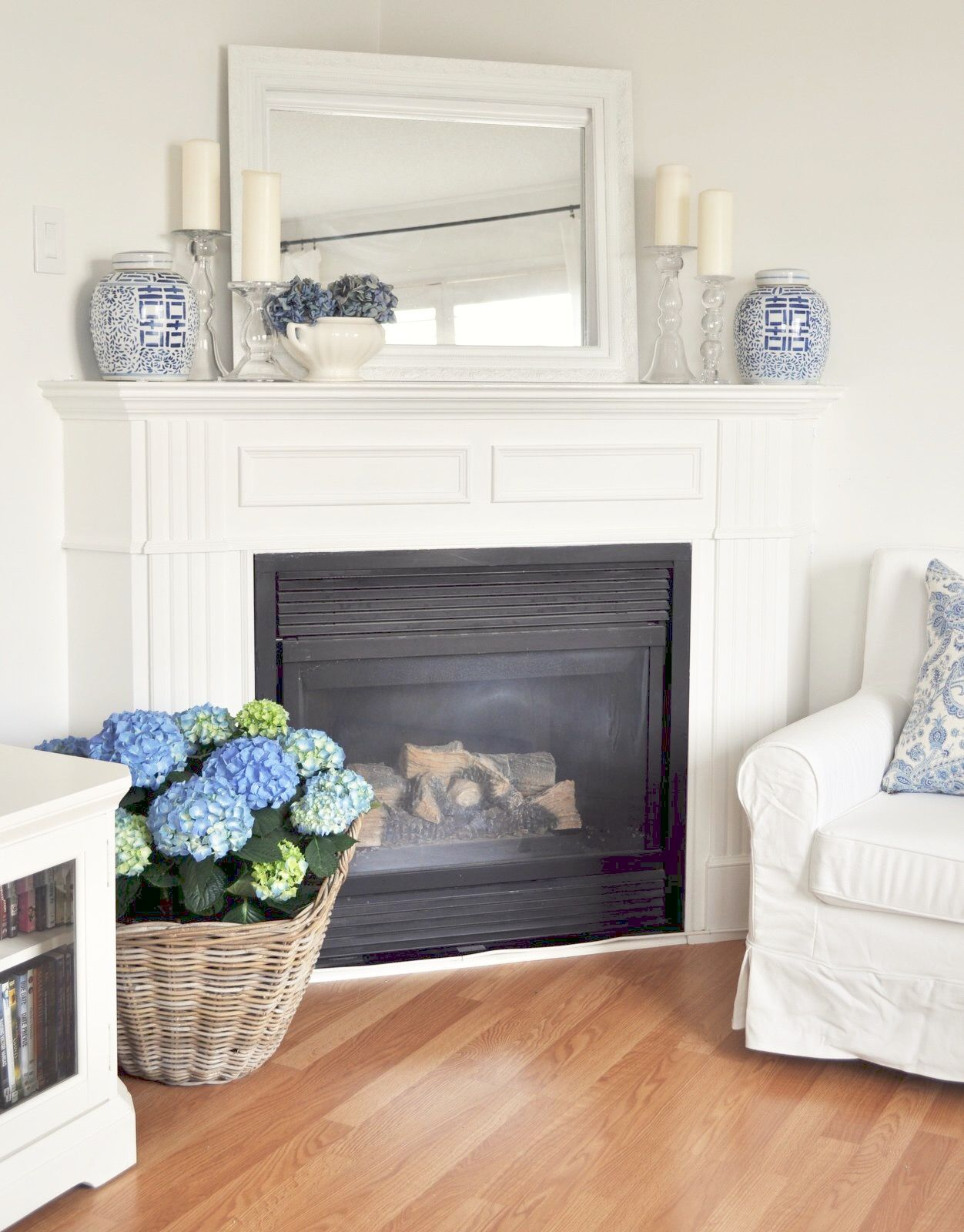kim power style beachy home mantels magnificent u0026 simple