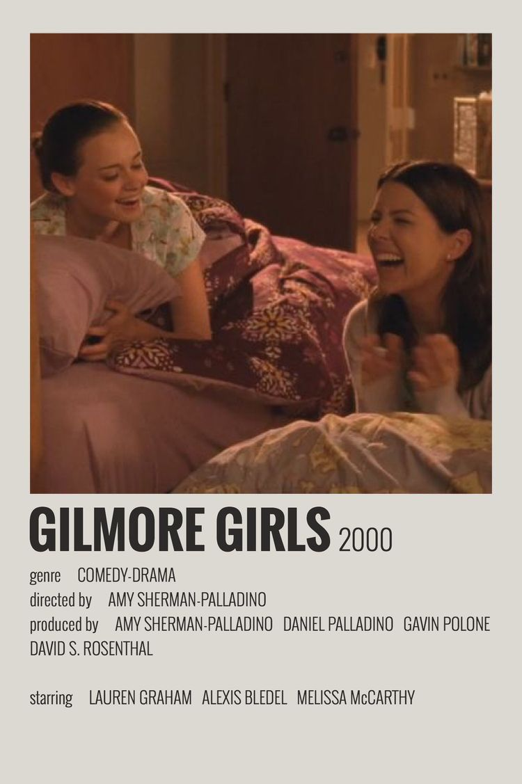 Gilmore Girls by Maja