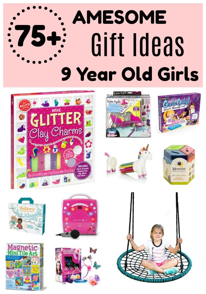 75+ Super Awesome Gifts for 9 Year Old Girls! THE TOP