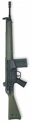 Heckler und Koch G3A3 NAVY - 7.62x51mm NATO